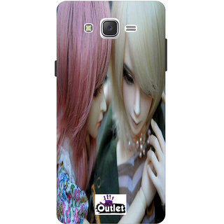 HI5OUTLET Premium Quality Printed Back Case Cover For Samsung Galaxy Grand 2 SM-G7106/7102 Design 50