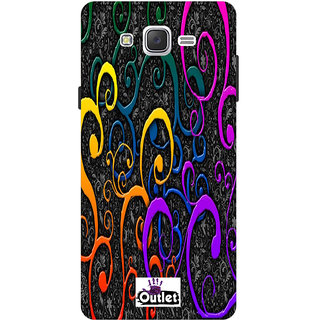 HI5OUTLET Premium Quality Printed Back Case Cover For Samsung Galaxy Grand 2 SM-G7106/7102 Design 57