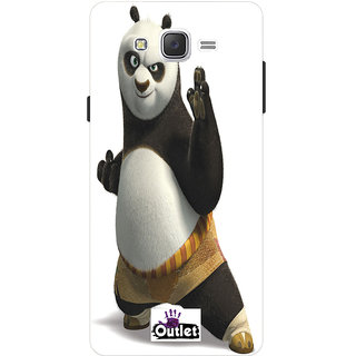 HI5OUTLET Premium Quality Printed Back Case Cover For Samsung Galaxy On5 Design 71