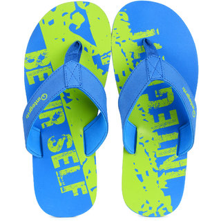 INTEGRITI Multicolor Flip Flops For Mens