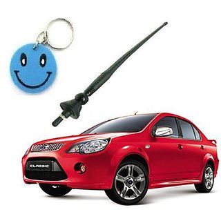 Ford Old Classic Original Fitment OE AM/FM Antenna With Free Smiley Key Chain