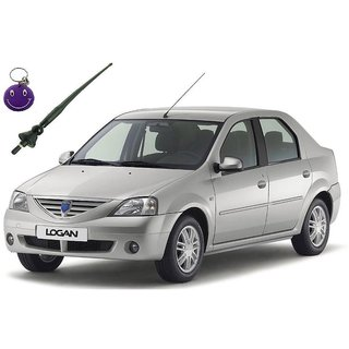 Mahindra Logan Original Fitment OE AM/FM Antenna With Free Smiley Key Chain.