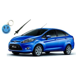 Ford New Fiesta Original Fitment OE AM/FM Antenna With Free Smiley Key Chain