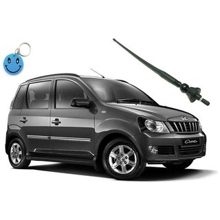 Mahindra New Quanto Original Fitment OE AM/FM Antenna With Free Smiley Key Chain