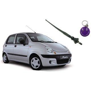 Daewoo Matiz Original Fitment OE AM/FM Roof Antenna Free Smiley Key Chain.