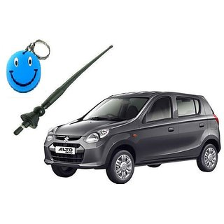 Suzuki New Alto 800 Original Fitment OE AM/FM Antenna Free Smiley Key Chain.