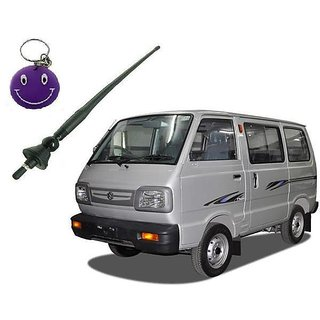 Maruti Suzuki Van Original Fitment OE AM/FM Antenna Free Smiley Key Chain.