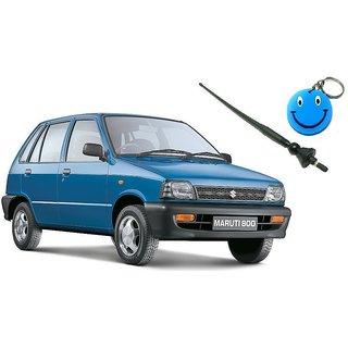 Maruti Suzuki 800 Original Fitment OE AM/FM Antenna Free Smiley Key Chain.