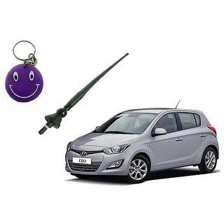 Hyundai Old  i-20 Original Fitment OE AM/FM Antenna Free Smiley Key Chain