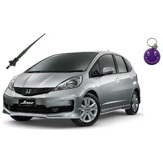 Honda Jazz Original Fitment OE AM/FM Screw In Roof Antenna Free Smiley Key Chain