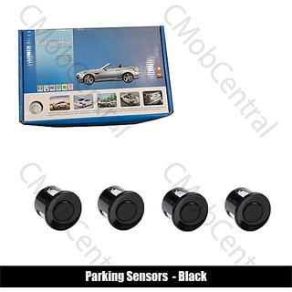 Reverse Car Parking Sensor - Black