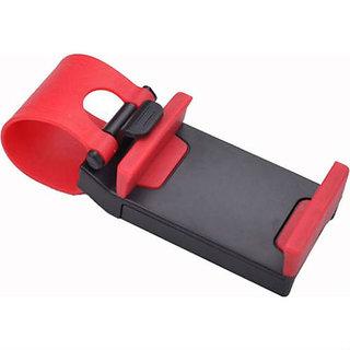 Shrih Car Steering Wheel Mobile Holder For Phones