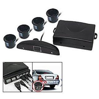 Reverse Car Parking Sensor color choice BLACK/WHITE/SILVER