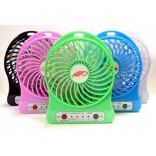 rechargeable usb fan
