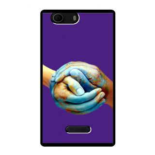 Slr Back Case For Micromax Nitro 2