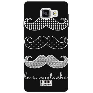 Zeerow AS10 Back Cover for Samsung A9