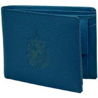 Hidelink Genuine Leather Blue WalletSWP115051