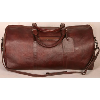 100 Genuine Leather new Luggage Bag Travel Bag Tote Bag BR35