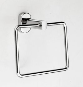 napkin ring stainless steel / towel ring / towel holder stainless steel