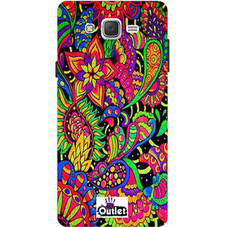 HI5OUTLET Premium Quality Printed Back Case Cover For Samsung Galaxy Grand 2 SM-G7106/7102 Design 62