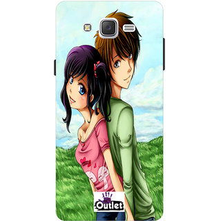 HI5OUTLET Premium Quality Printed Back Case Cover For Samsung Galaxy Grand 2 SM-G7106/7102 Design 69