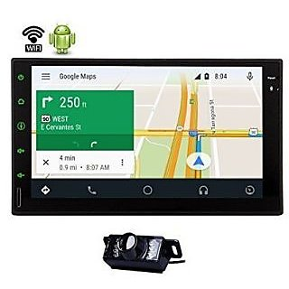 Dot APK 7 Inch Car Stereo Autoradio android 4.2.2 Tablet Car Stereo Video in-dash GPS 3D Navigation WIFI 3G Internet Mul