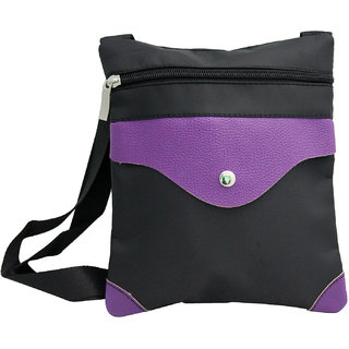 OPUS SLING BAG - Purple