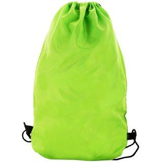 Roadeez Green Multipurpose Drawstring Bag