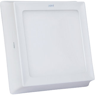 GM PLANO - 16 WATT SURFACE PANEL LIGHT - SQUARE - NON DIMMABLE