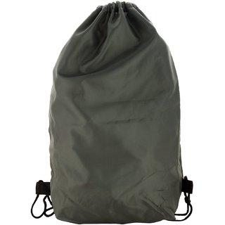 Roadeez Grey Multipurpose Drawstring Bag