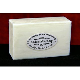 Glutathion Soap Tested by Dermatologists