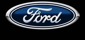 Ford Ecosport Rear Emblem Logo Monogram