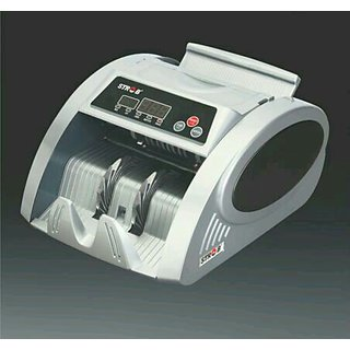 Note Counting Machine STROB ST2500 Silver Black