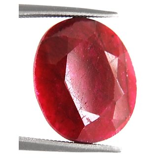 7.53 Ct African Ruby Gemstone