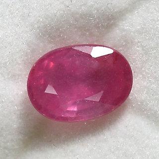 5.75 Ct  Real Lovely Ruby (Manik) Birth Birth Gemstone