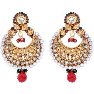 Buy Kundan Artificial Earrings Online Get 0 Off