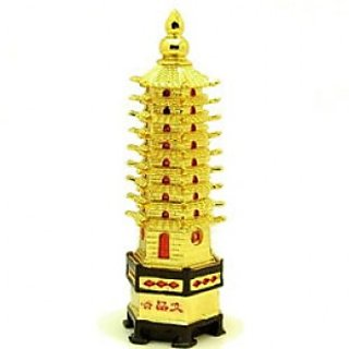 Feng Shui Education Tower- Pagoda Tower