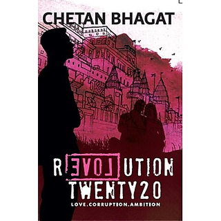 REVOLUATION 2020 CHETAN BHAGAT 2ND EDITION FICTION BOOK