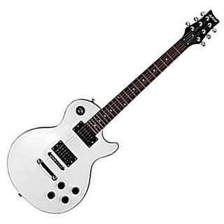 Ashton AGL65WH Electric Guitar
