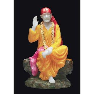 Buy Sai Baba Ji Idol Online ₹400 From Shopclues