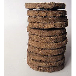 Image result for cow dung cake