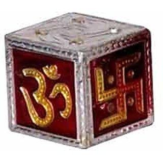 satya meenakari aggarbatti stand set of 2