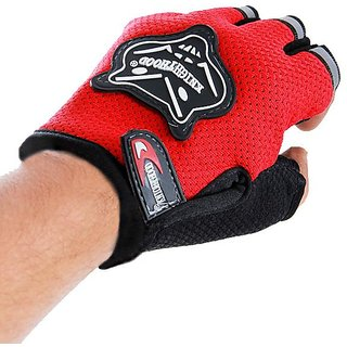 Knighthood Gloves - Red