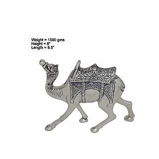 Gifts Vale Camel Showpiece ( H 8 L 8.5 Inch )