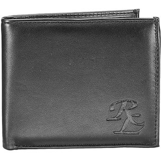 L  L Gents Wallet (W 7) (Synthetic leather/Rexine)