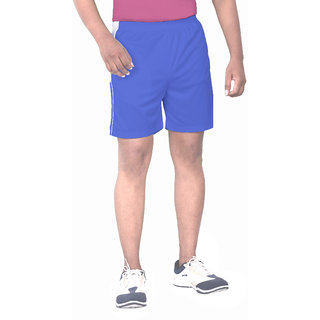 Sportee Mens Blue  Shorts