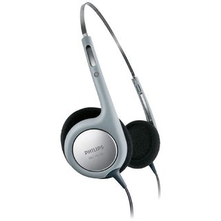 Philips SBCHL140/98 Grey Wired Ear Headphone Without Mic
