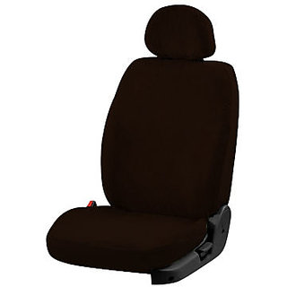 Car Seat Brown Covers Set For Maruti Alto 800