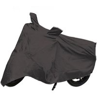 Capeshoppers CS001272 Two Wheeler Cover (Grey)