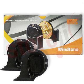 Roots High Tone Car Bike Windtone Type Horn 12V